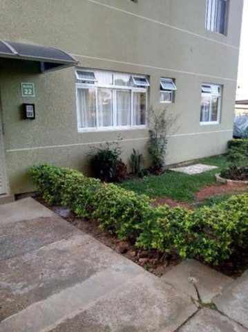 Apartamento à venda com 2 dormitórios em Campo comprido, Curitiba cod:AP01636