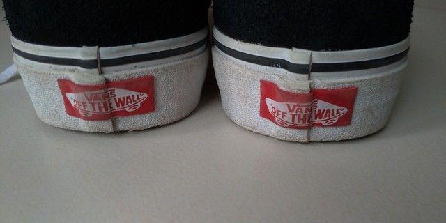 "Tênis Vans ""off the Wal"" old shcool - Foto 4"