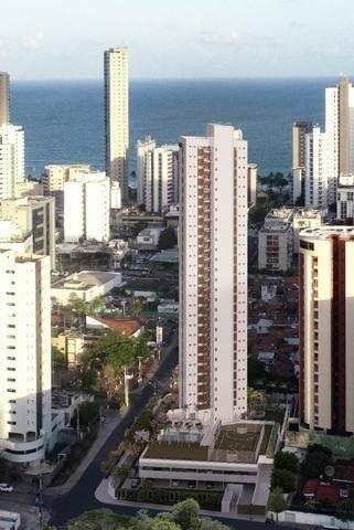 JS- O Melhor 3 quartos de Boa Viagem - Edifício Maria João, 93m², 2 vagas - Foto 5