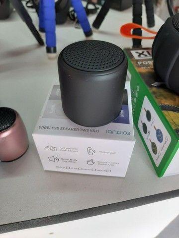 Mini caixinha som Bluetooth  - Foto 2