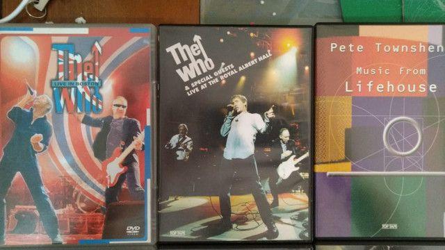 Coleção DVD The Who - 11 DVDs - Liquidando - Foto 2