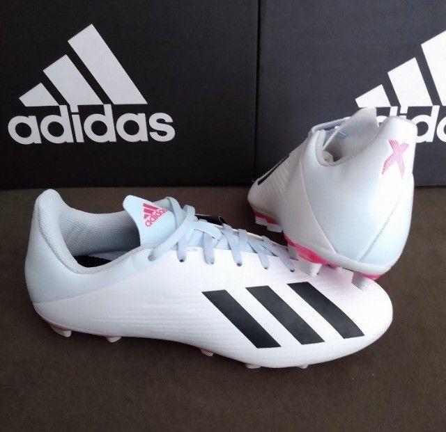 Chuteira Adidas X 19.4 FxG Tam 39 &40 (original / nova)
