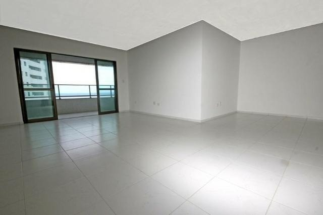 JS- Excelente apartamento de 03 quartos em Boa Viagem -97m² - Edf. Salamanca - Foto 9