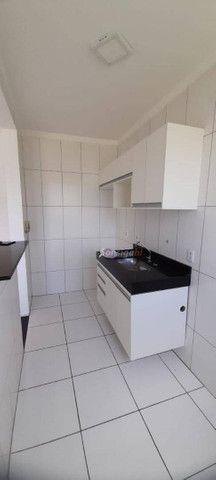 Apartamento com 1 dormitório para alugar, 55 m² por R$ 900/mês - Rios di Itália - São José - Foto 4