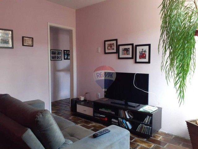 Apartamento com 3 dormitórios à venda, 104 m² por R$ 290.000,00 - Graças - Recife/PE - Foto 4