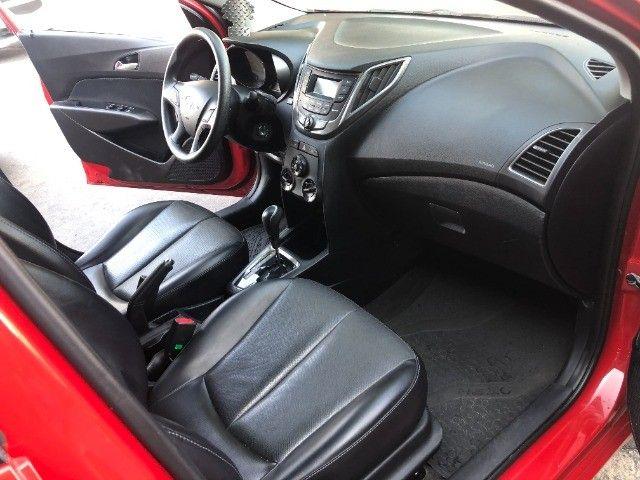 Hyundai HB20 Comfort Plus 1.6 Automático Flex Completo 2015 - Foto 14