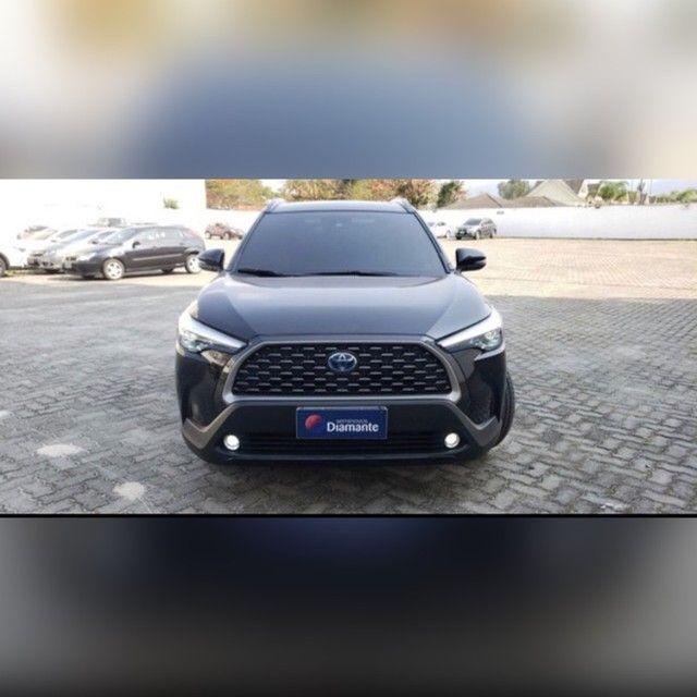 Corolla Cross Hybrid Especial Edition 2022 - BLINDADO - 6.000km - Foto 3