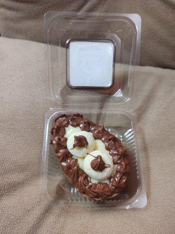 Ovo de Colher de Ninho com Nutella 100g. - Foto 2