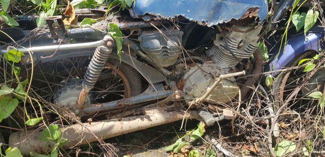 Sucata Honda 125 84 - Foto 2
