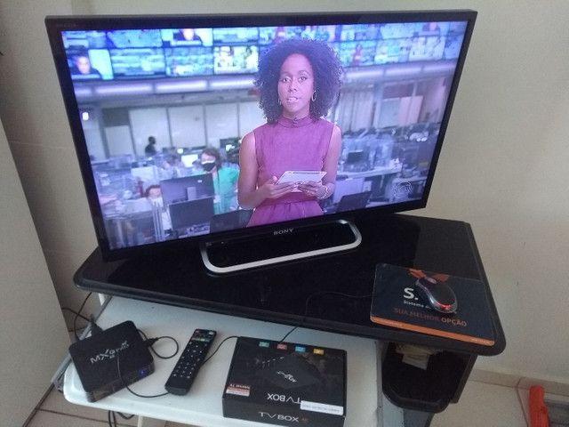 """TV Sony bravia 32"""" Não é smart - Foto 3"""