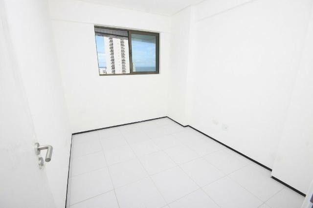 JS- Excelente apartamento de 03 quartos em Boa Viagem -97m² - Edf. Salamanca - Foto 4