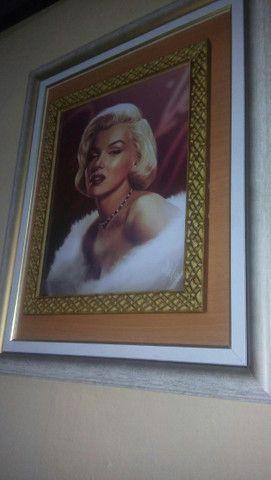 Quadro Marilyn Monroe  - Foto 6