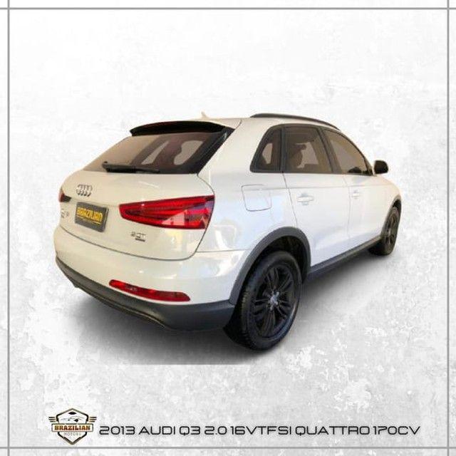 Audi Q3 2.0 16VTFSI QUATTRO 170CV S-TRONIC 5P  - Foto 8