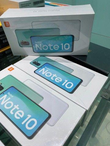 Xiaomi Note 10 64gb 4gb ram tela 6.43 lacrados novos disponíveis
