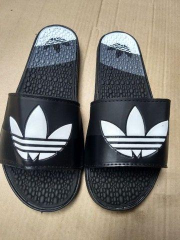 Sandália Estilo Adidas - Foto 3