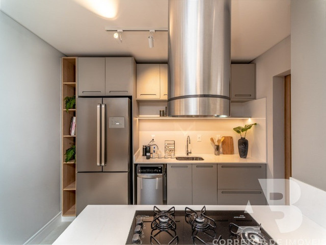 Apartamento mobiliado, equipado e decorado, 03 suítes, sacada com espaço gourmet, 02 vagas - Foto 15