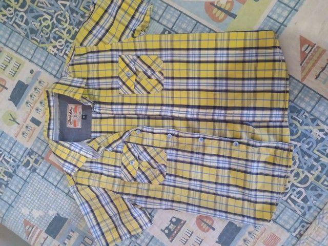 Camisas Levis e Tolloko (preços na descrição) - Foto 2