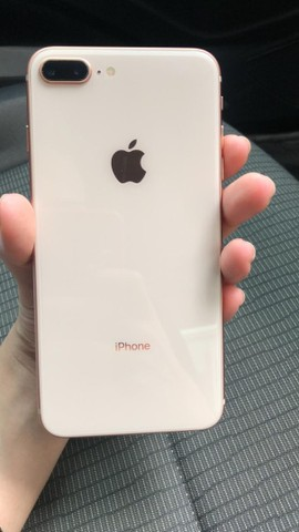iPhone 8 Plus 64  vitrine garantia 6 meses ! - Foto 2