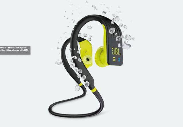 Fone de ouvido Bluetooth JBL Endurance Dive (novo) - Foto 5