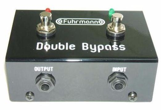 Pedal Double Bypass Fuhrmann