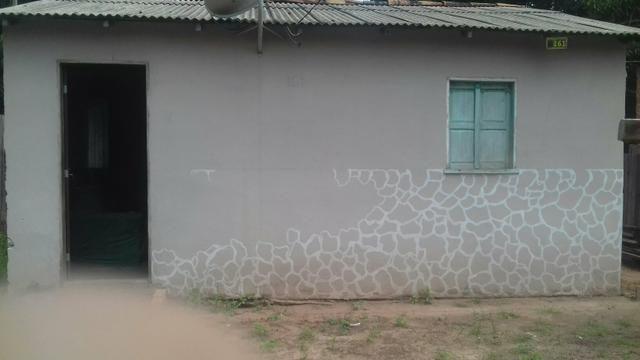 Vendo uma casa