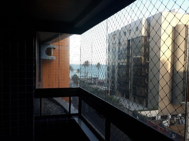 Lindo apartamento na jatiuca com 3 quartos com vista para o MAR