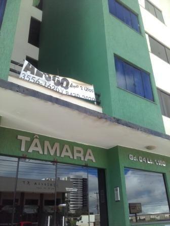 Excelente apartamento no Gama