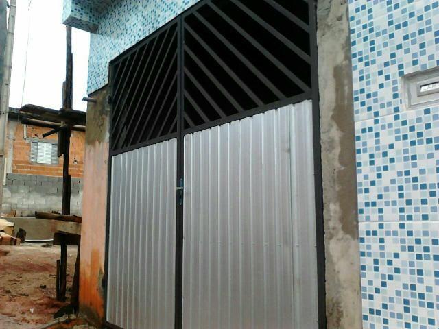 Fabricamos grades e portões automáticos reformas em geral