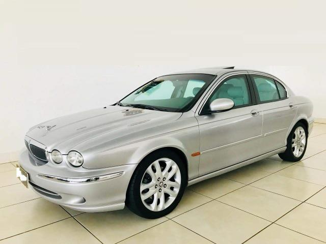 Jaguar X Type 3.0 SE V6 Blindado Guardian RS 47.000,00