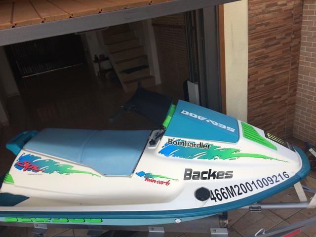 Jet ski Seadoo 580cc SPX 1993 - Foto 3