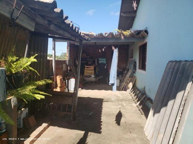Casa para venda em presidente prudente, sitio são pedro, 2 dormitórios, 1 banheiro, 4 vaga - Foto 8