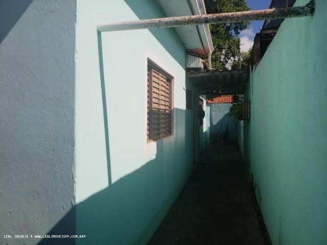 Casa para venda em presidente prudente, sitio são pedro, 2 dormitórios, 1 banheiro, 4 vaga - Foto 9