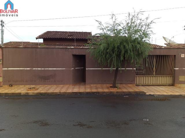 Casa, Setor Afonso Pena, Itumbiara-GO