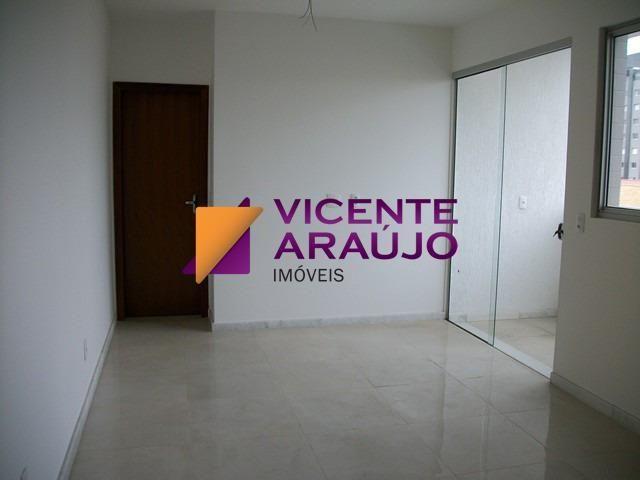 Apartamento à venda, 3 quartos, 1 vaga, filadélfia - betim/mg - Foto 3