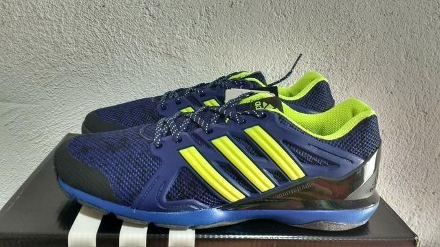 837fe56b352 Tenis adidas Cage Elite M. Original . Tamanho 40 - Roupas e calçados ...