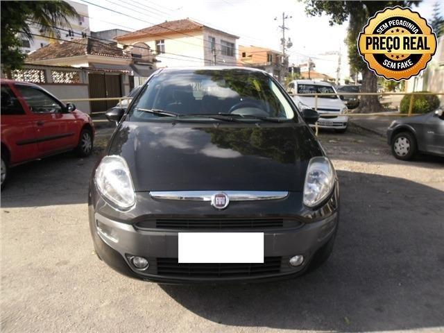 Fiat Punto essence 1.6 flex completo