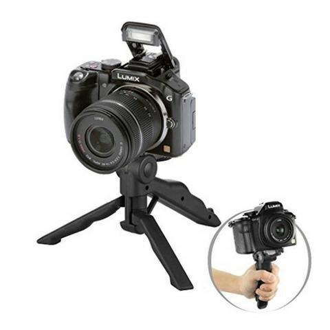 Mini Tripé Monopod Tripod Selfie Flexi Pod Câmera Adaptador Celular Smartphone - Foto 6