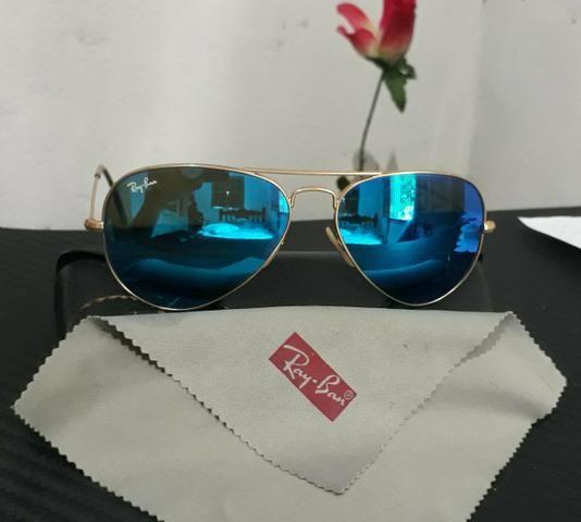 88aeef5d9 Óculos Ray Ban espelhado original - Bijouterias, relógios e ...