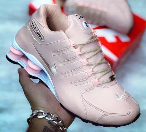 a8da54c82ce Tênis Nike Shox 4 Molas NZ - Top Promoção - Masculino Feminino ...