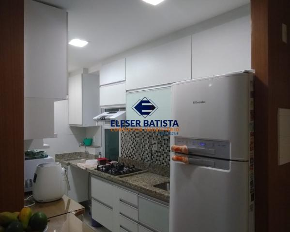 Apartamento à venda com 3 dormitórios em Residencial praças sauípe, Serra cod:AP00169 - Foto 3