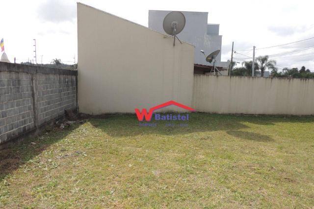 Terreno à venda, 202 m² rua maiorca, 104 - santa terezinha - colombo/pr - Foto 9