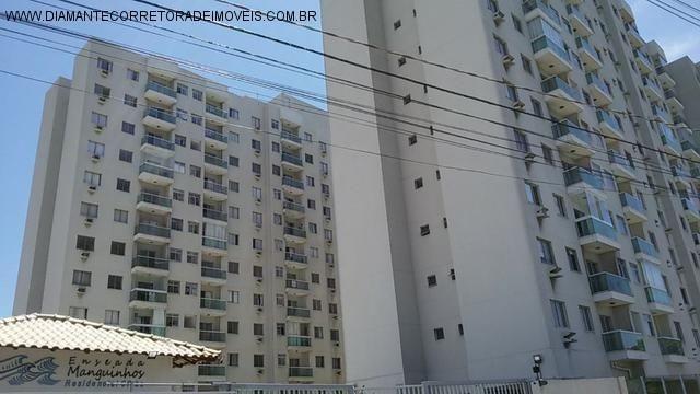Apartamento à venda com 2 dormitórios em Manguinhos, Serra cod:AP00145 - Foto 9