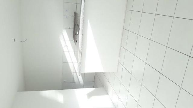 Casas cond. Fechado, 3/4,salão de festas, ITBI e Reg. grátis, s/entrada e parc/ R$ 446,72! - Foto 9
