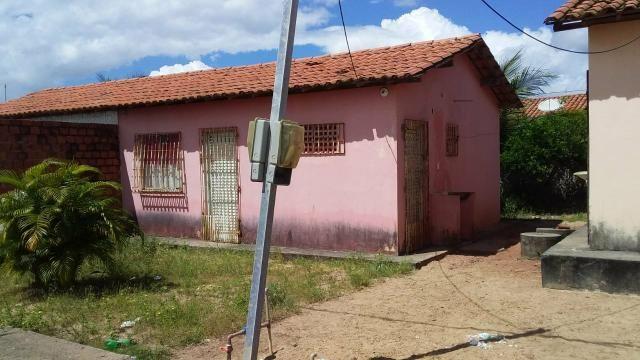 Vendo uma casa no residencial novo horizonte Maiobão