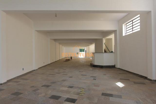 Salão para alugar, 420 m² por R$ 8.500,00/mês - Centro - Rio Claro/SP - Foto 2