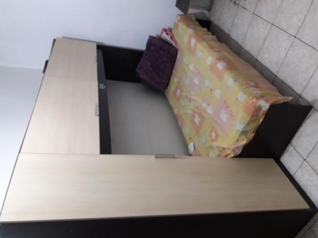 Quarto mobilhado