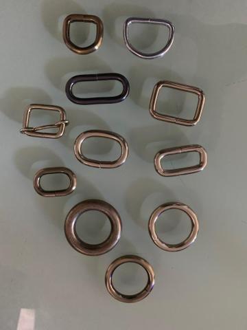 Metais para fabricação de bolsas e calçados - Foto 2