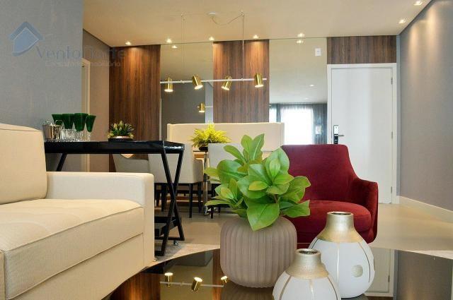 Apartamento à venda com 3 dormitórios em João paulo, Florianópolis cod:707 - Foto 4