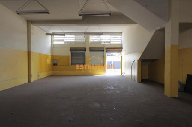 Salão para alugar, 136 m² por r$ 1.200,00/mês - cidade nova - rio claro/sp - Foto 2
