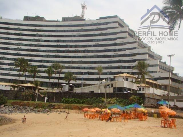 Apartamento para Locação em Salvador, Ondina, 3 dormitórios, 1 suíte, 3 banheiros, 2 vagas - Foto 4